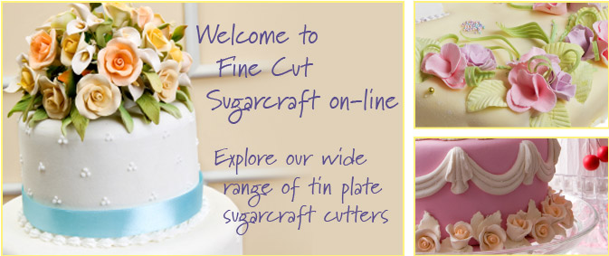 Finecut Sugarcraft on-line store